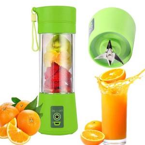 Blender portabil, cu baterie proprie, pentru fructe si legume