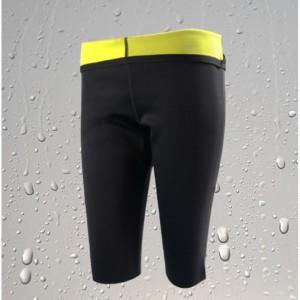 Lichidare de stoc : Pantaloni din neopren, efect de sauna, marimea M