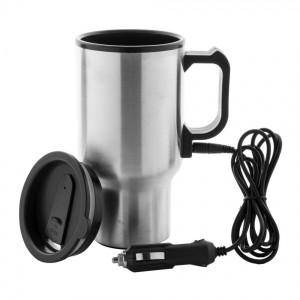 Cana auto pentru cafea, termoizolanta, conectare la bricheta