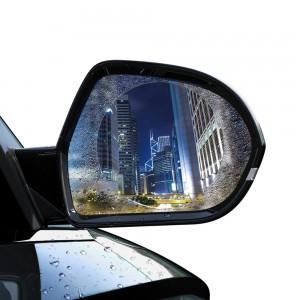 Folie de protectie pentru oglinzi, anti-ceata si depunere apa