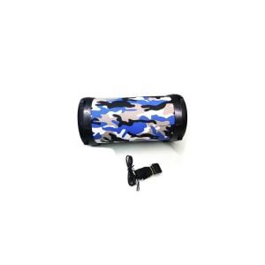 Boxa portabila cu functie bluetooth, USB, AUX, FM radio, slot SD
