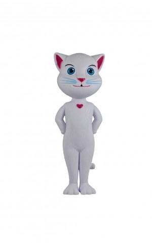 Jucaria Angela pisica inteligenta vorbitoare 28 cm